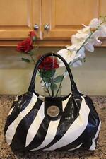 Kate Spade Zebra Print Patent Leather BEXLEY  Shoulder Tote Bag (PU700