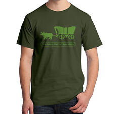 Oregon Trail T-Shirt You Have Died of Dysentery 8-Bit Video Game 1865