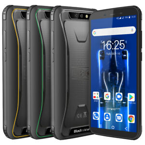 Rugged Smartphone Blackview BV5500 Pro 3GB+16GB Android 9.0 Cell Phone Dual SIM