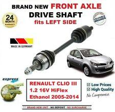 Per Renault Clio III 1.2 16v Hiflex Etanolo 2005-2014 Asse Anteriore