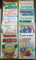 Dennis the Menace Vintage Comic Book Lot #1