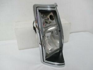 Mopar NOS 1971 Dodge Coronet Wagon, Left Hand Tail Lamp Housing Assembly 3579199