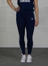 Pantaloni da donna blu adidas