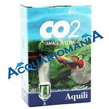 Aquili Impianto CO2 Small System per acquario completo con bombola da 200gr