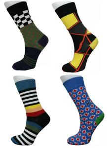 Cotton Soft Multicoloured Men's Ankle Socks