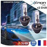 2 AMPOULES D4R 35W 12V LAMPE RECHANGE REMPLACEMENT FEU XENON KIT HID 6000K