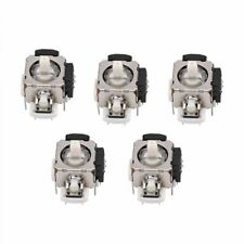5pcs Analog Stick Joystick Replacement Parts for Playstation 3 PS2 PS3 Xbox 360