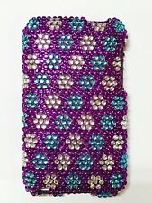 Color Design Case Cover Accessory Soft and Hard Case for iPod Touch 2nd/3rd Gen