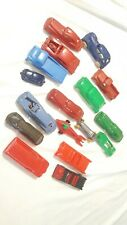 Vintage Plastic made in the Usa Cars and Trucks