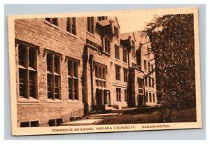 Vintage 1900's Lot of 4 Photo Postcards Indiana University Bloomington Indiana