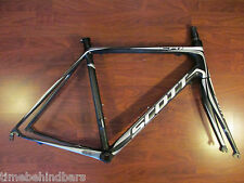 SCOTT CR1 PRO CARBON ROAD BIKE FRAME SET LARGE 56 CM