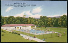 UNIONTOWN PA Jumonville Methodist Training Ctr Pool Vtg