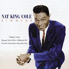 Singles by Nat King Cole (CD, Jul-2001, EMI)