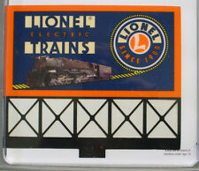 MILLER ENGINEERING LIONEL ANIMATED BILLBOARD train track side engine 88-0351 NEW