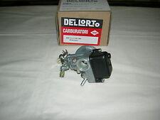 01851 carburatore Dellorto Sha 13-13 attacco rigido