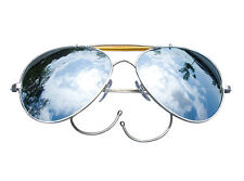 Aviator Sunglasses Mirror Lenses Military Air Force  Rothco 10301