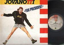 Jovanotti - For president