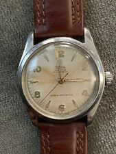TUDOR ROLEX  OYSTER GENEVE  AUTOMATIC BUMPER(GOOD WORKING)STAINLES STELL