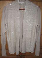 Ann Taylor LOFT Women's Cardigan Sweater  Light Weight Wrap Swing