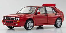 1/18 Kyosho Lancia Delta HF Integrale Evoluzione II (Red) New in box