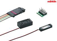 Märklin 60987 SoundDecoder mSD/3 E-Lok mit Kabelbaum +++ NEU in OVP