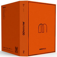 MAMAMOO-[MELTING] 1st Album CD + 84p Photo Booklet + Photo Card K-POP Sealed