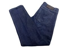 Naked & Famous Denim Men's 36 Weird Guy Jeans Indigo Selvedge Button Fly