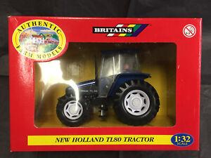 BRITAINS LTD FARM 40753 NEW HOLLAND TL80 TRACTOR