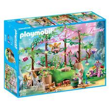 Playmobil bosque de hadas Hadas Mágicas 9132 Nuevo