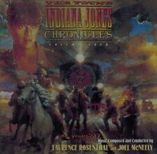 The Young Indiana Jones Chronicles: Vol. 4 [1994] | Joel McNeely | CD NEU
