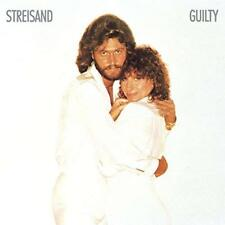 BARBRA STREISAND: GUILTY CD BARRY GIBB / BEE GEES / WOMAN IN LOVE / NEW