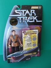 "Star Trek Warp Factor Series 1 Constable ""ODO"" 5""IN FIGURE 1997 PLAYMATES"