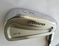 Mizuno MP30 MP-30 Grain Flow Forged 6 Iron R300 Steel Shaft Golf Pride Grip