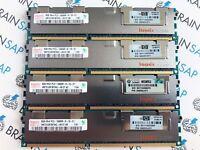 32GB (4x 8GB) DDR3 RAM Hynix HMT31GR7BFR4C-H9 RDIMM - PC3-10600R-9-10-E1 MwSt