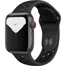Apple Watch Nike Series 5 40mm Space Gray, Anthracite Black Sport Band Cellular