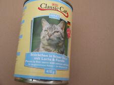 Nassfutter Classic Cat Katzennassfutter 5 x 415=2,08 Kg Gp 1,20�'� Pro 1 Kg
