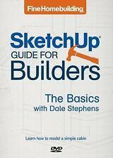 Fine Homebuilding SketchUp Guide for Builders: The Basics
