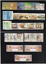 China Macau 2012 Whole Year of Dragon Full Stamps (Total 12 sets) MINT