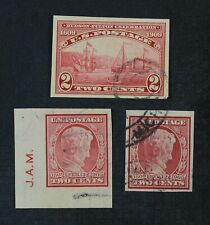CKStamps: US Stamps Collection Scott#368 373 2c Used