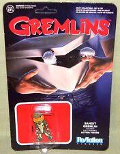 "BANDIT GREMLIN ReAction Super 7 GREMLINS Retro 3.75"" Scale Action Figure Funko"