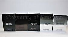 TOM FORD Ombre Leather,Vetiver,Noir Anthracite,Noir EDT,Noir EDP 5PC. Sample Set