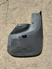 2004-2012 Chevrolet Colorado Splash Guard Mud Flap Right Front OEM