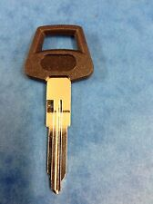 LAND ROVER DEFENDER UN - CUT KEY BLANK 1984 to 1991