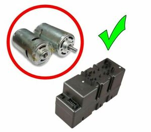 For Mercedes Benz  W230 W231 SL300 350 400 PSE Central Locking Vacuum Pump Motor