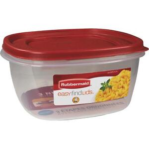 Rubbermaid 14 Cup Food Container