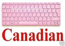 HP Mini 210 210-1000 210-1150ca 210t-1100 210-1199dx Keyboard - Pink CA Canadian