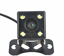 Durable 4LED Night Vision Cars Rear view Backup Reverse Parking Camera for Safe