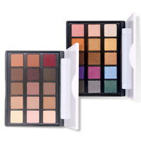 Mini 15 color Matte Shimmer Eyeshadow Makeup Palette Cosmetic Travel Size