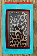 NIB Kate Spade New York Leopard Skin Case for iPhone 5/5s Hybrid Hardshell