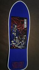 "Santa Cruz Corey O'Brien Purgatory replica Skateboard Deck Shaped Sticker over7"""